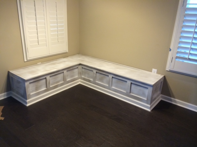 Superior Custom Banquette