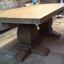 Specialty Trestle Table