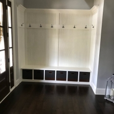 1 Custom Mud Room