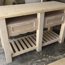 TV Console - unfinished